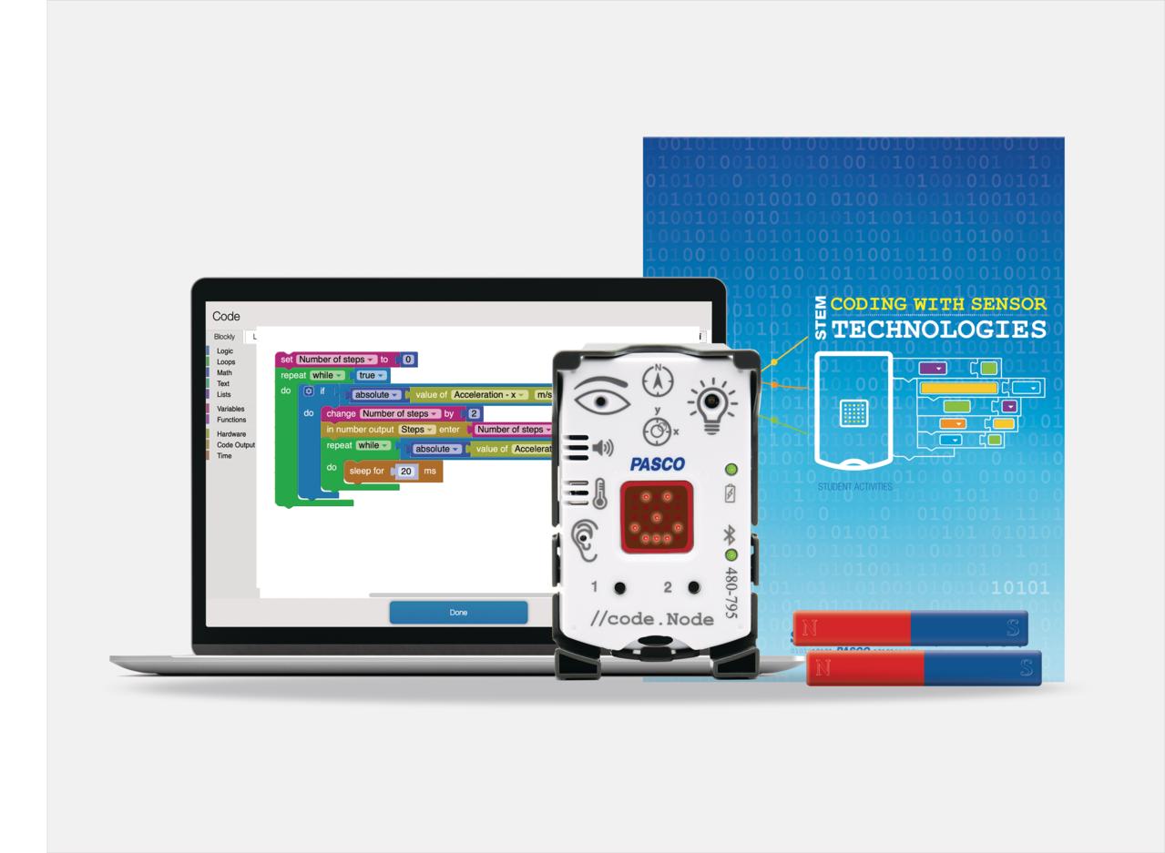 Coding with Sensor Technologies Kit