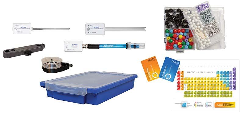 Essential Chem Equipment Kit - Basic single set