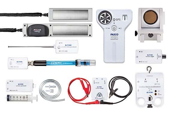 Wireless Middle School Science Standard Bundle