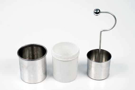 Dissectable Leyden Jar