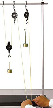 Pulley Demonstration System