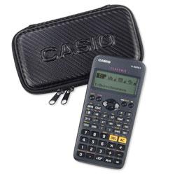 Funktionsräknare Casio FX-82EX med fodral