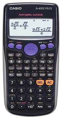 Funktionsräknare Casio FX-82ES PLUS