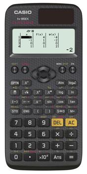 Funktionsräknare Casio FX-85EX