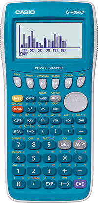Grafräknare Casio FX-7400GII KAMPANJ