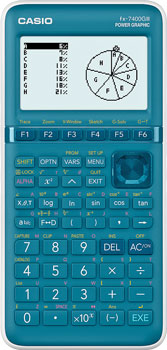 Grafräknare Casio FX-7400GIII