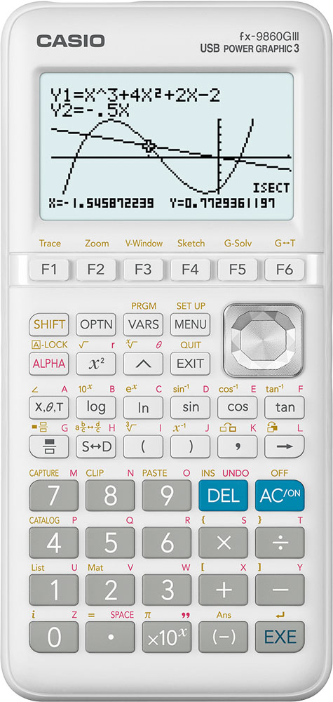 Grafräknare Casio FX-9860GIII