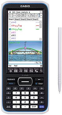 Grafräknare Casio ClassPad II FX-CP400 KAMPANJ