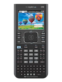 Grafräknare Texas TI-Nspire CX CAS