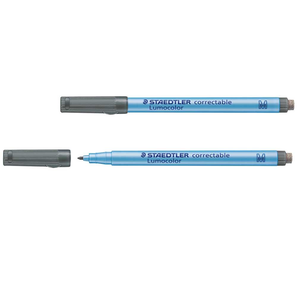 Pennor för plast och glas, suddbara fp 4 st