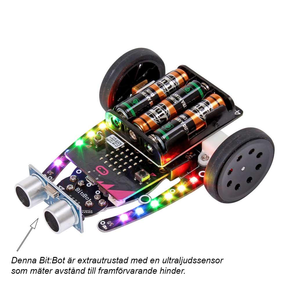 Bit:Bot för micro:bit