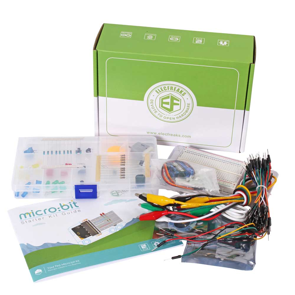 Paket Micro:bit + Starter Kit