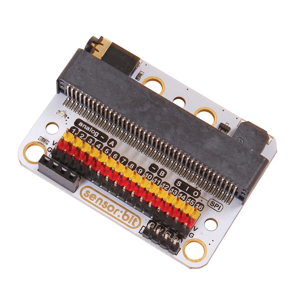 Sensor:bit breakout för micro:bit