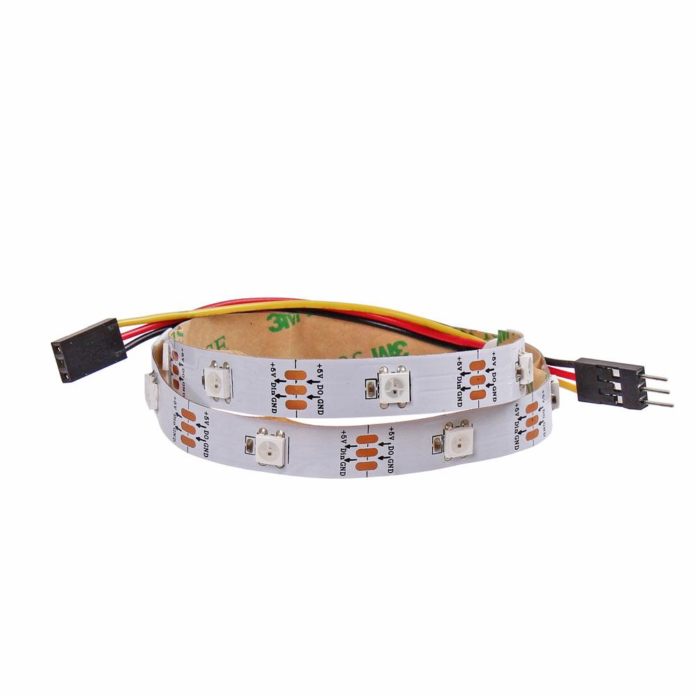 LED-list för micro:bit