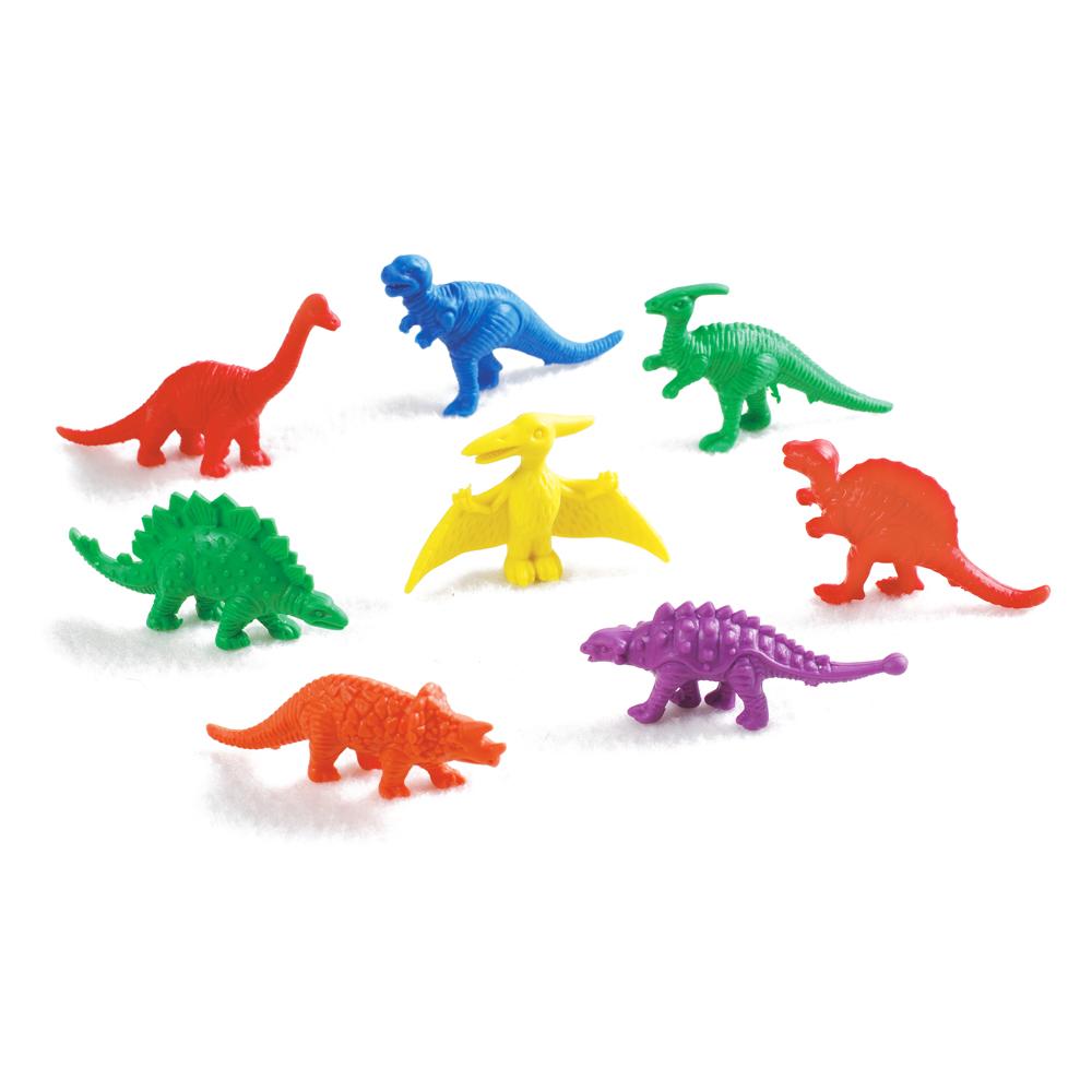 Sorteringsfigurer Dinosaurier