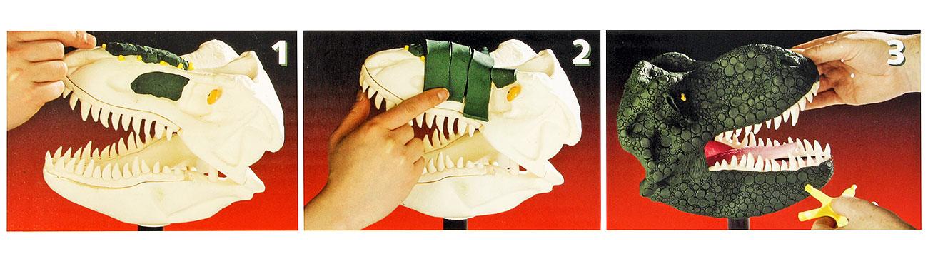 Lermodell Tyrannosaurus Rex FYND