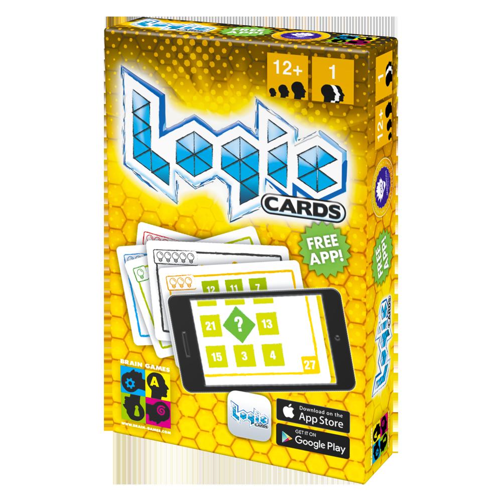 Logic Cards Gul