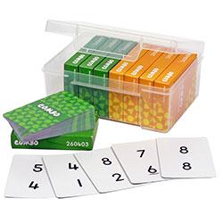 Kortspel - Fyra räknesätt fp 8 st