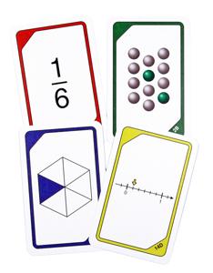 Kortspel - Br�k (turkos)