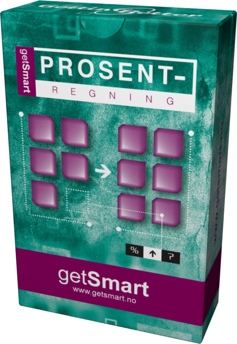 Kortspel - Procent