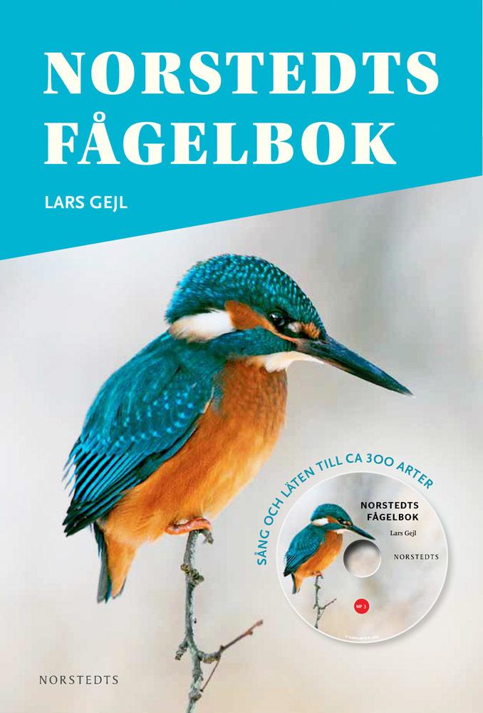 Norstedts fågelbok med CD