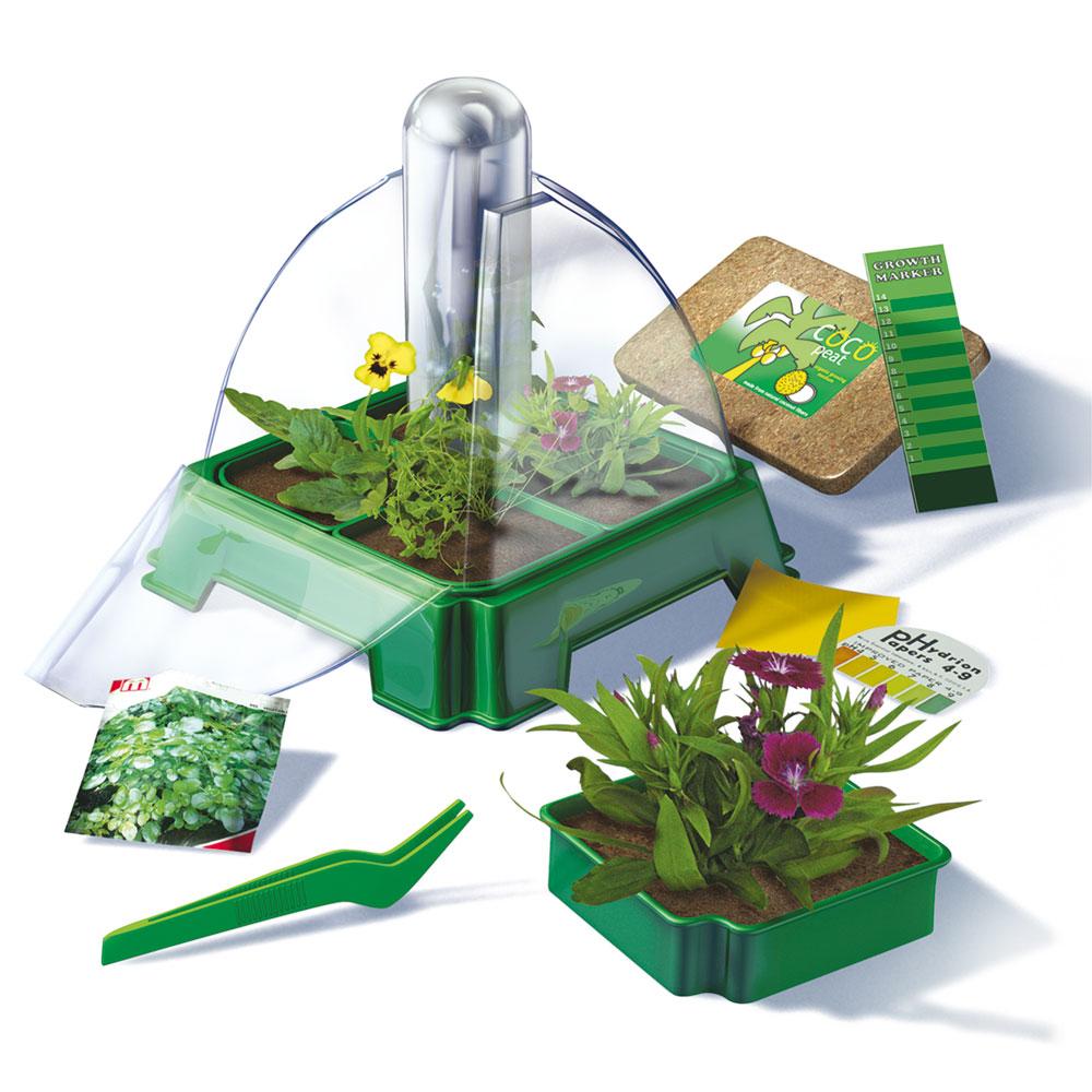 Odlingsstation - Hydroponisk odling
