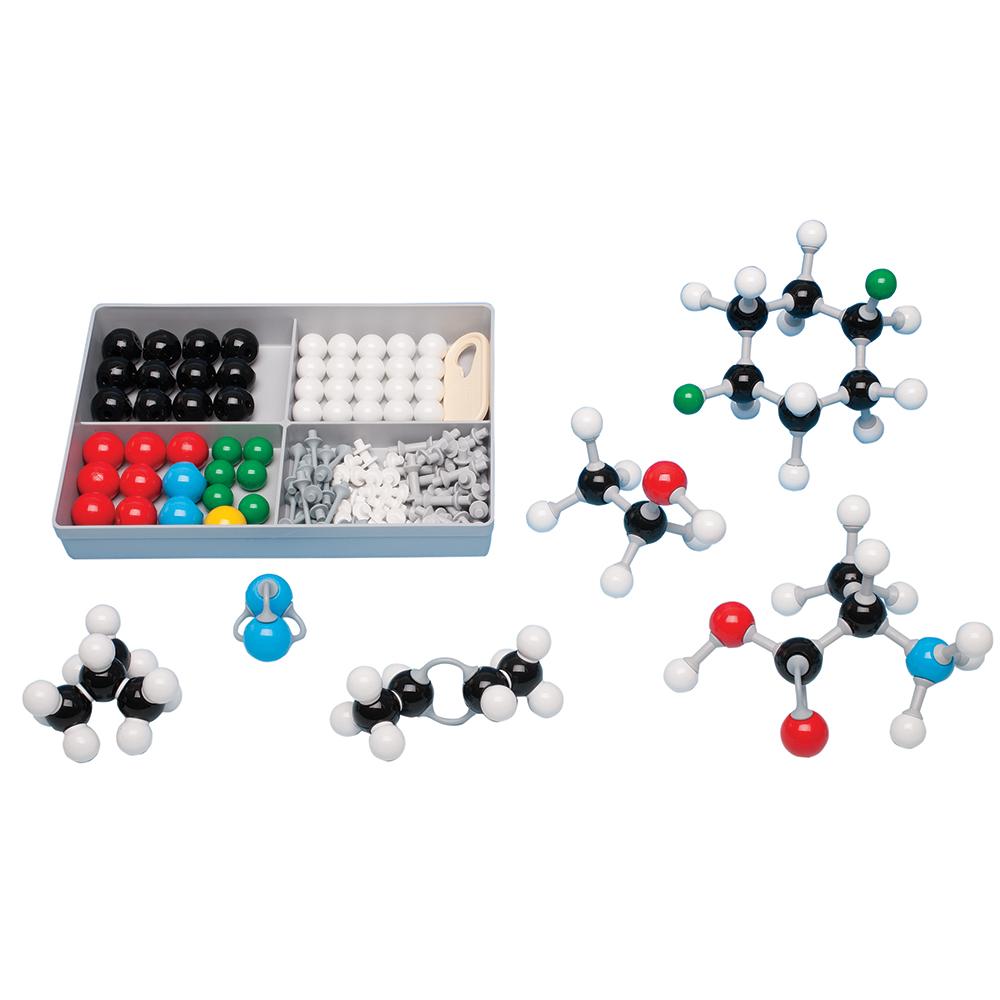 Molekylmodellsats
