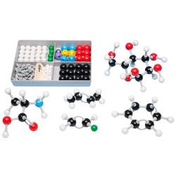 Molekylmodellsats MMS-008 Organisk
