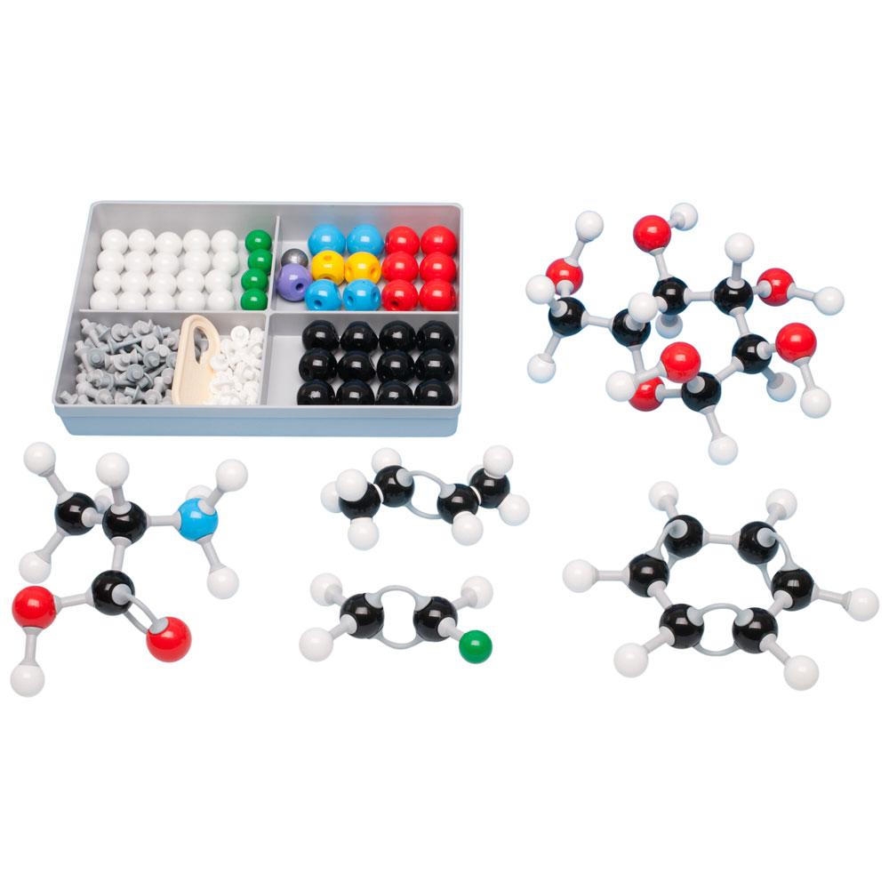 Molekylmodellsats M-008 Organisk