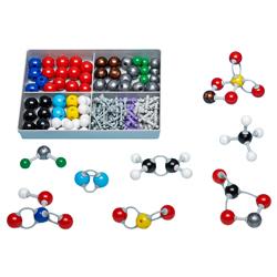 Molekylmodellsats MMS-012 Kemi