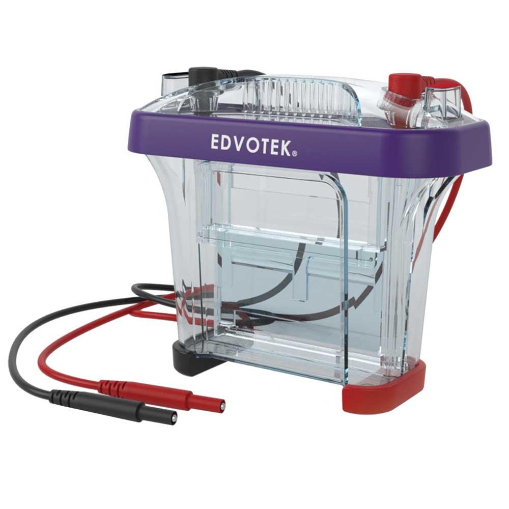 Elektroforesapparat MV10 vertikal - Edvotek