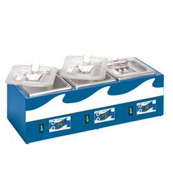 Vattenbad PCR 3 kammare