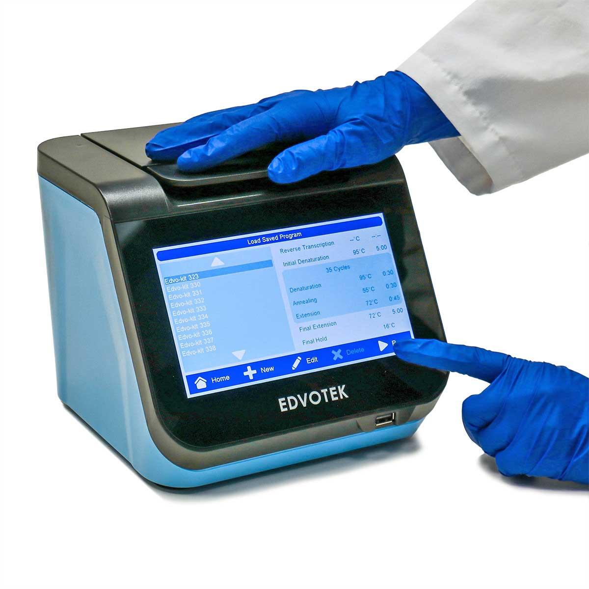 PCR-maskin EdvoCycler Jr - Edvotek