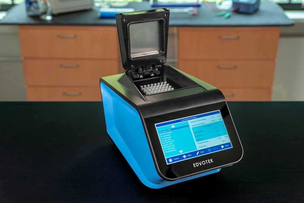 PCR-maskin EdvoCycler 2 - Edvotek