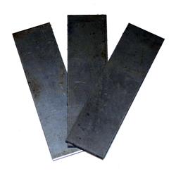 Järnplåt 2x7cm, fp 10st