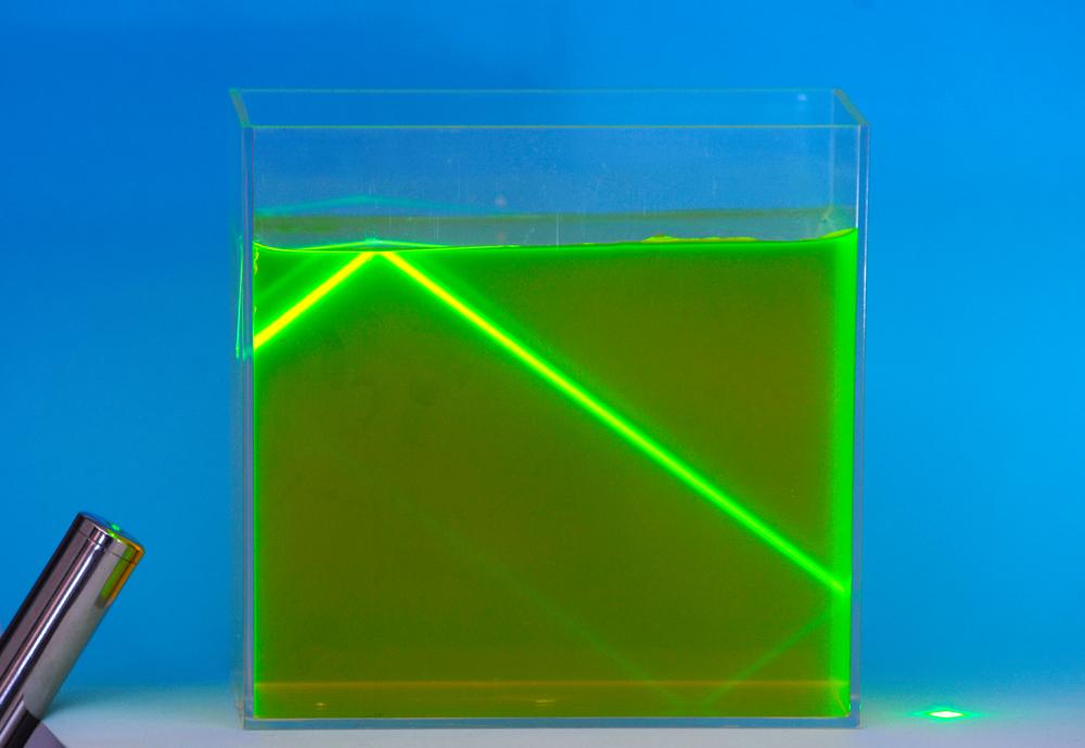 Laserpekare grön