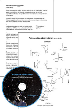 Astronomiska observationer