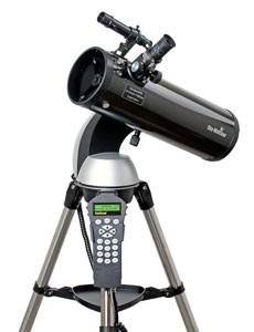 Teleskop automatiskt