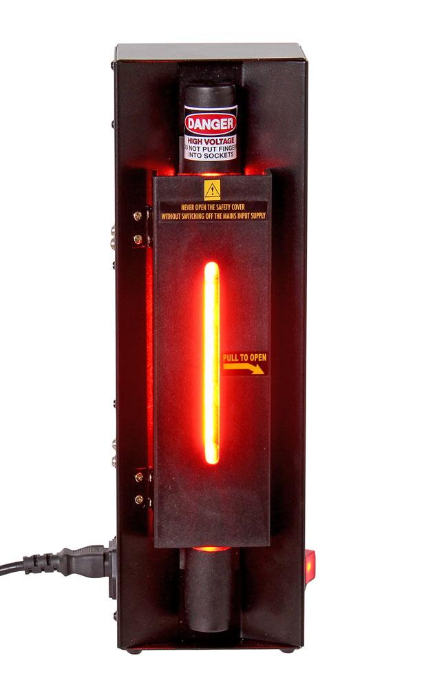 Spektralrörshållare