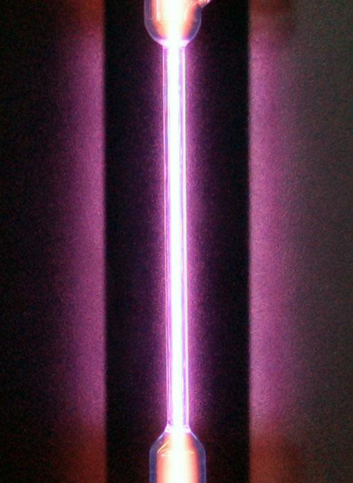 Spektralrör Kväve 26cm (N2)