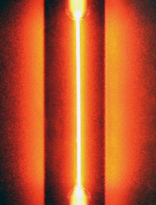 Spektralrör Neon 26cm (Ne)