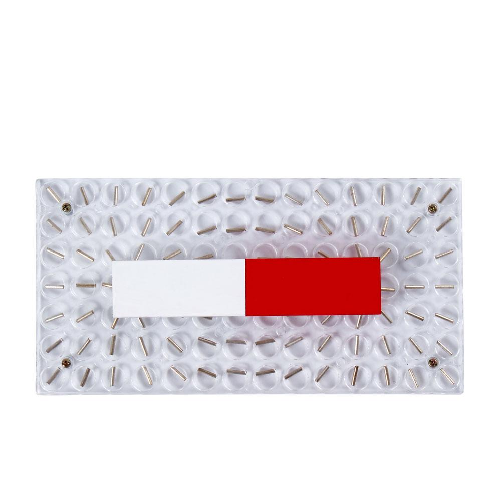 Magnetfältsplattor, 4 st