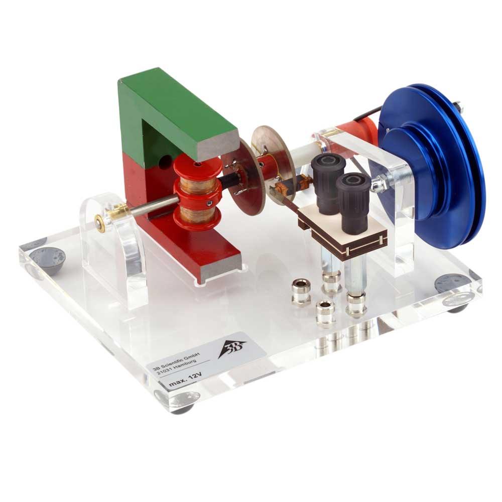 Motor- och generatormodell