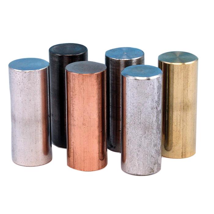 Cylindrar för densitetsbestämning