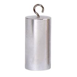 Cylinder med krok aluminium