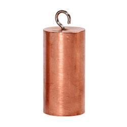 Cylinder med krok koppar