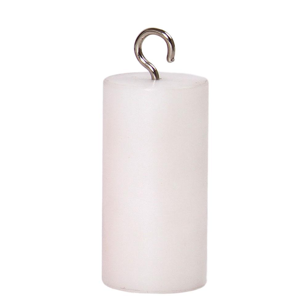 Cylinder med krok plast