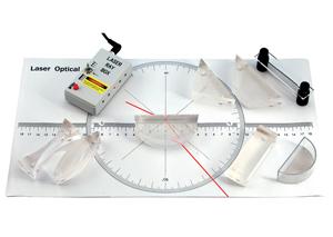 Bordsoptik laser
