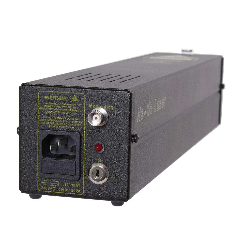 Laser He-Ne 1 mW modulerbar