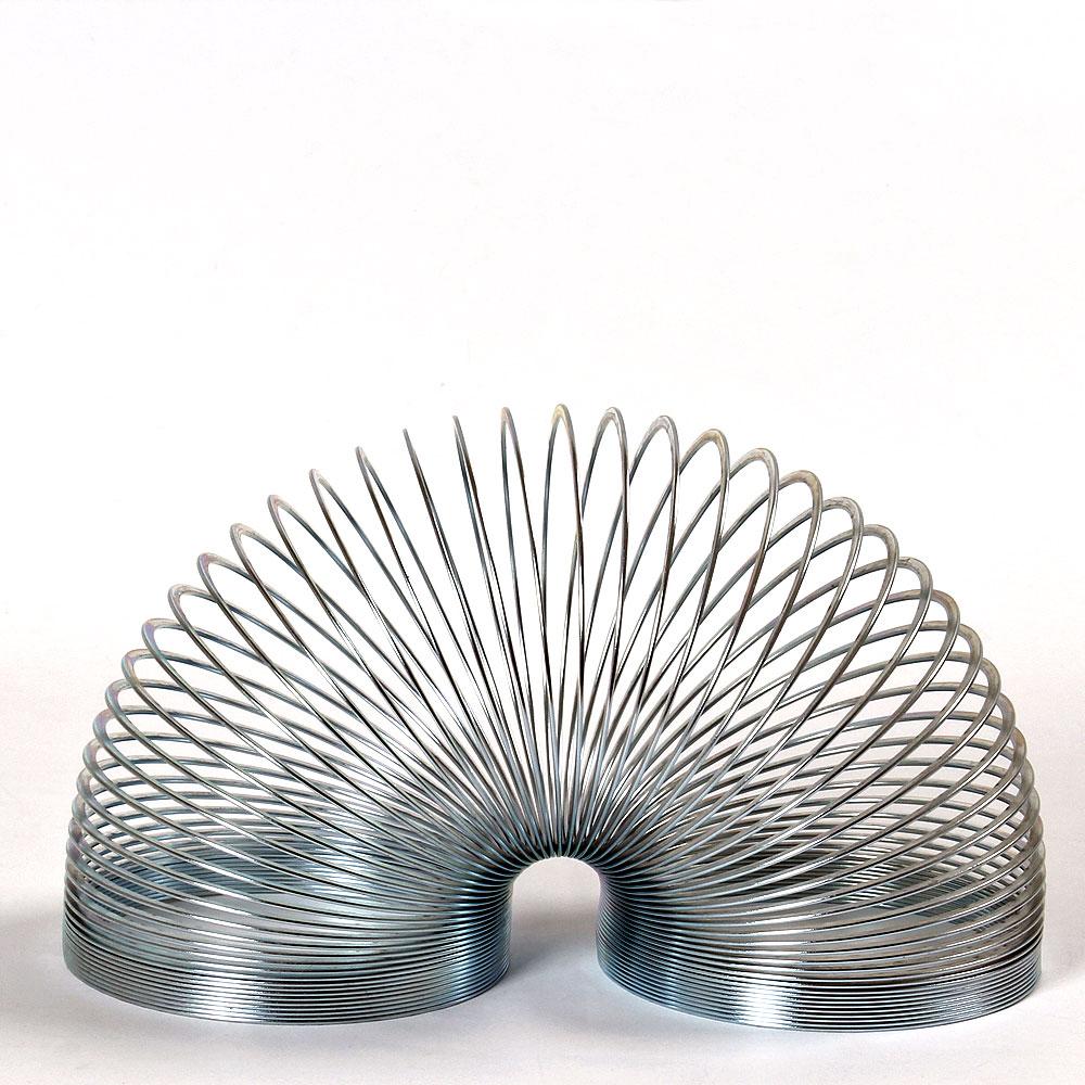 Slinky fjäder